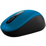 Mouse Microsoft Wireless Bluetooth 3600 PN7-00028 Azul e Preto
