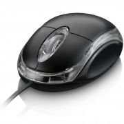 Mouse Óptico Classic Ps2 Multilaser MO030
