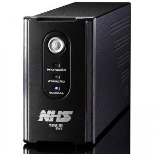 Nobreak 1KVA NHS Mini III Ext Biv Selada 90.B0.010000