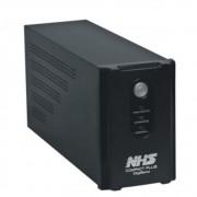 Nobreak NHS Compact Plus Senoidal 1000VA/600W BIVOLT E.Bivolt, S.Bivolt, Bat Selada 2x7Ah