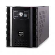 Nobreak NHS Premium 3000VA/2000W Preto (Entrada Bivolt / Saída 120V ou 220V ( Jumper interno) / Selada 3 x 17 Ah / Engate / USB)