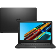 Notebook Dell Intel I3 4GB 1TB Tela LED 15,6