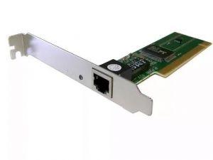 Placa De Rede Pci 2flex 10/100 Chipset Realtek