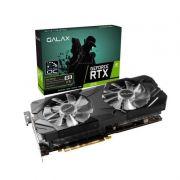 Placa De Video Galax Geforce Rtx 2070 8gb Gddr6 1-Click Oc Ex 256-Bit, 27nsl6mpx2ve