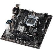 Placa-Mãe ASRock B360M-HDV, Intel LGA 1151, mATX, DDR4
