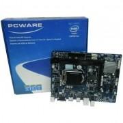 Placa Mãe PC Ware Pcware-IPMH81G1  LGA 1150