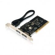 PLACA PCI C/ 2 E-SATA COMTAC