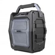 Pulse Caixa De Som Party Speaker Preta 150w Multilaiser Sp283