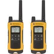 Rádio Comunicador Talkabout 35km T400MC Amarelo MOTOROLA