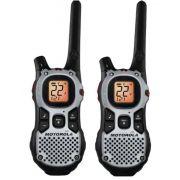 Radio Comunicador Walk Talk MJ270 Mr Talkabout Duplo com Alcance de 40 Km - Motorola
