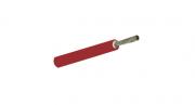 Solar Cabo Flexivel Nhs 6mm 1kv Vermelho  1 METRO