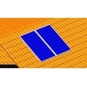 Solar Kit Miscelânea Cerâmico 2 Painéis NHS