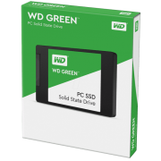 SSD Western Digital WD Green 120GB Sata III - WDS120G1G0A