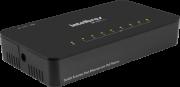 Switch Intelbras  SF800Q+ FAST 8 Portas 10/100MBPS Desktop
