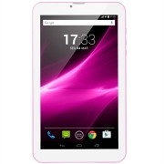Tablet Multilaser M9 3G Quad-Core, 9 Polegadas, 8GB, Bluetooth, Dual Chip, Rosa - NB248