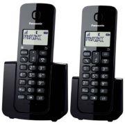 Tel Panasonic Kx - Tgb112lbb S/fio Combo Dect 6.0 - Kx-tgb112lbb