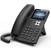 Telefone Fanvil X3g Ip 2 Linhas (poe) Gigabit Lcd Color