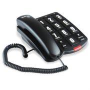 Telefone Intelbras Tok Fácil Com Fio 4000034 Preto