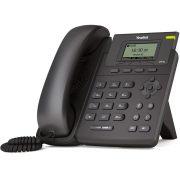 Telefone Yealink IP 1 Linha SIP-T19P E2 Preto POE
