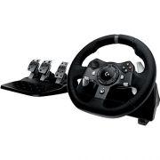 Volante Gamer G920 Racing para Xbox One e PC - Logitech