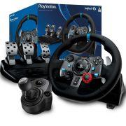 Volante Joystic Gamer Racing G29 Logitec