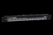 Volt Patch Panel POE 12 Portas Fast Ethernet