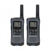 Walk Talk Motorola T200mc 22 Canais 20 Milhas Alcance
