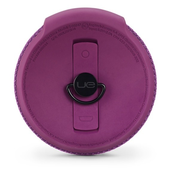 Caixa De Som Bluetooth Ue Megaboom Logitech Rosa