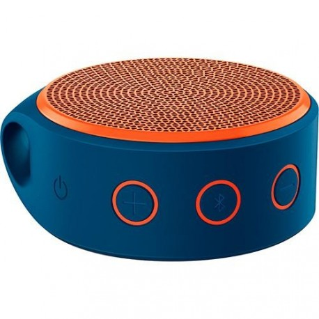 Caixa de Som Wireless Bluetooth X100 Laranja Logitech