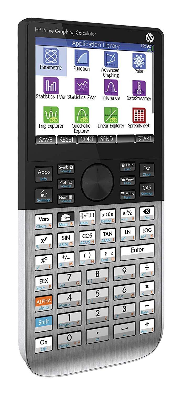 Calculadora Gráfica Hp Prime G2  2ap18aa