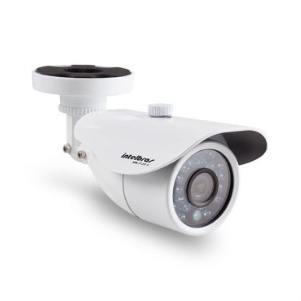 Câmera Bullet Infravermelho Intelbras VM S3120 720 Linhas 3 6mm