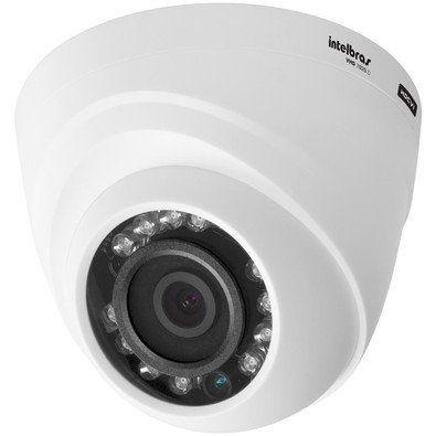 Câmera Dome Intelbras VHD 1120 D G3 Multi-HD IR 20 2,8MM HD