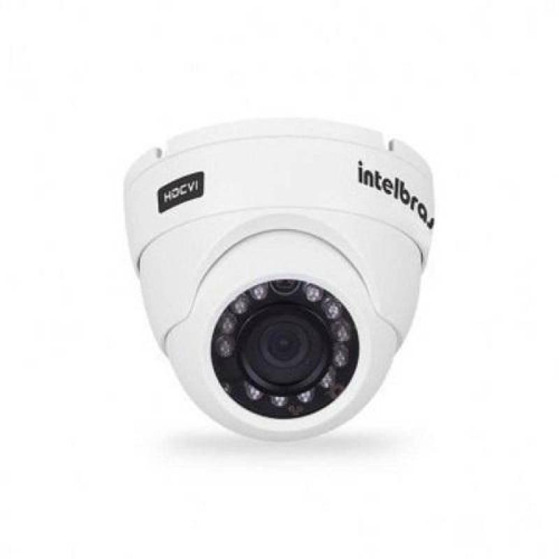 Camera Hdcvi 3.6mm 2megas 20mts Full HD VHD 3020 D Intelbras