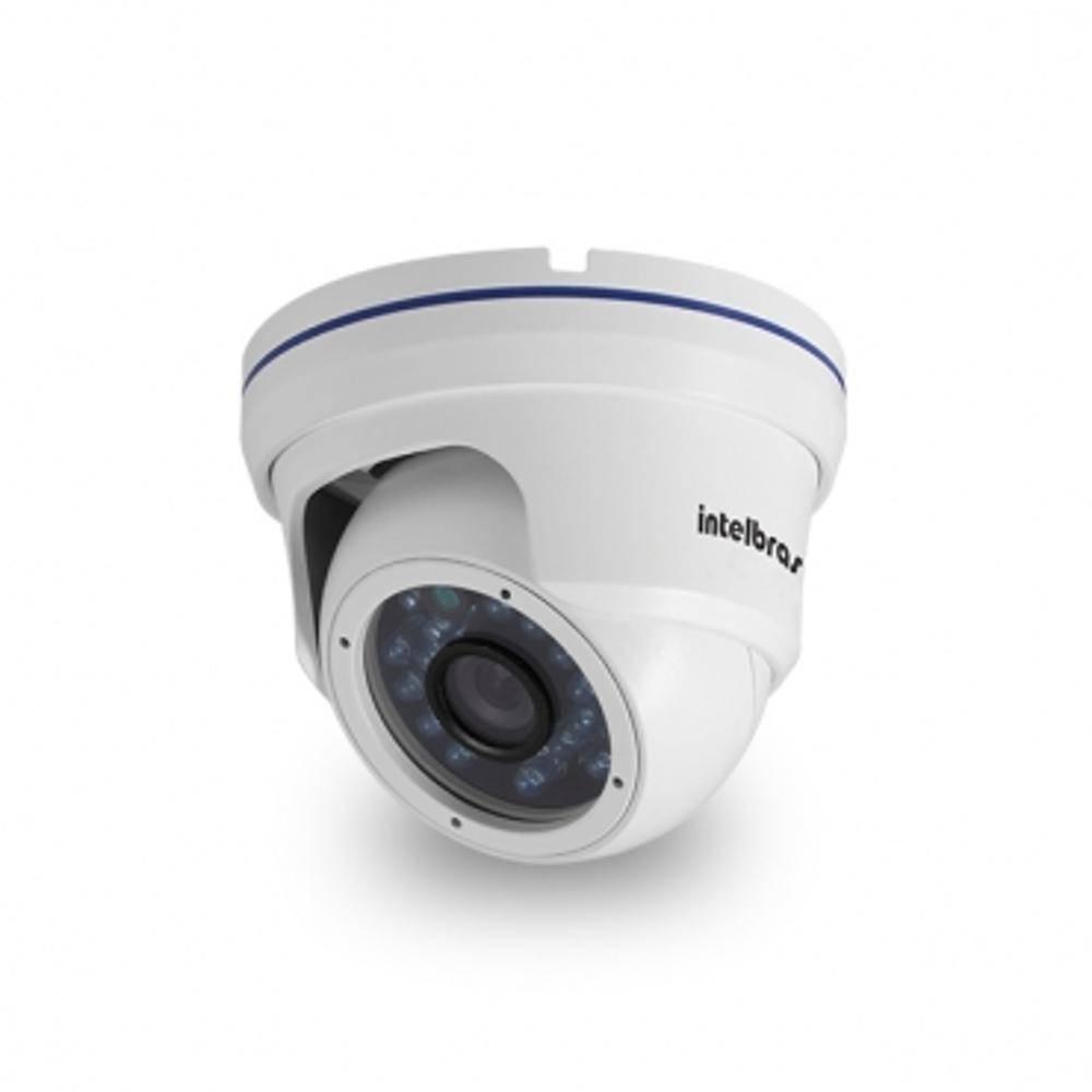Câmera Intelbras Infravermelho Vm 3120 Ir Lente 2,8 Mm Branca