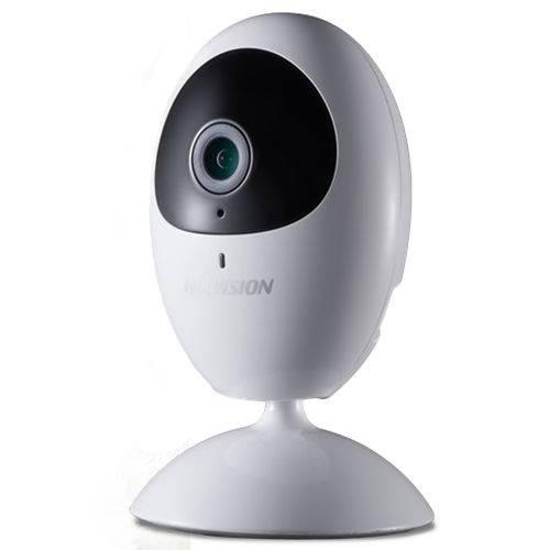 Câmera Mini Cubo Hikvision 2.8mm 1MP IR 10m - DS-2CV2U01EFD-IW