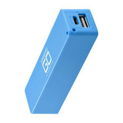 Carregador Power Bank 2200MAH CB078 Multilaser Azul
