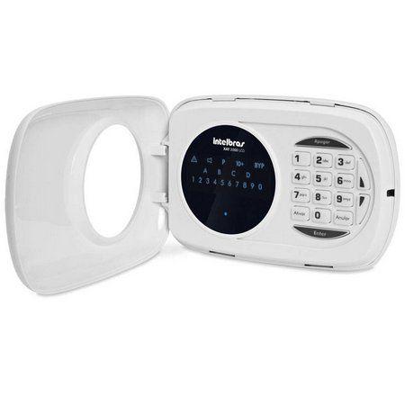 Central De Alarme Monitorada Amt 2110 Com 10 Zonas 4543507
