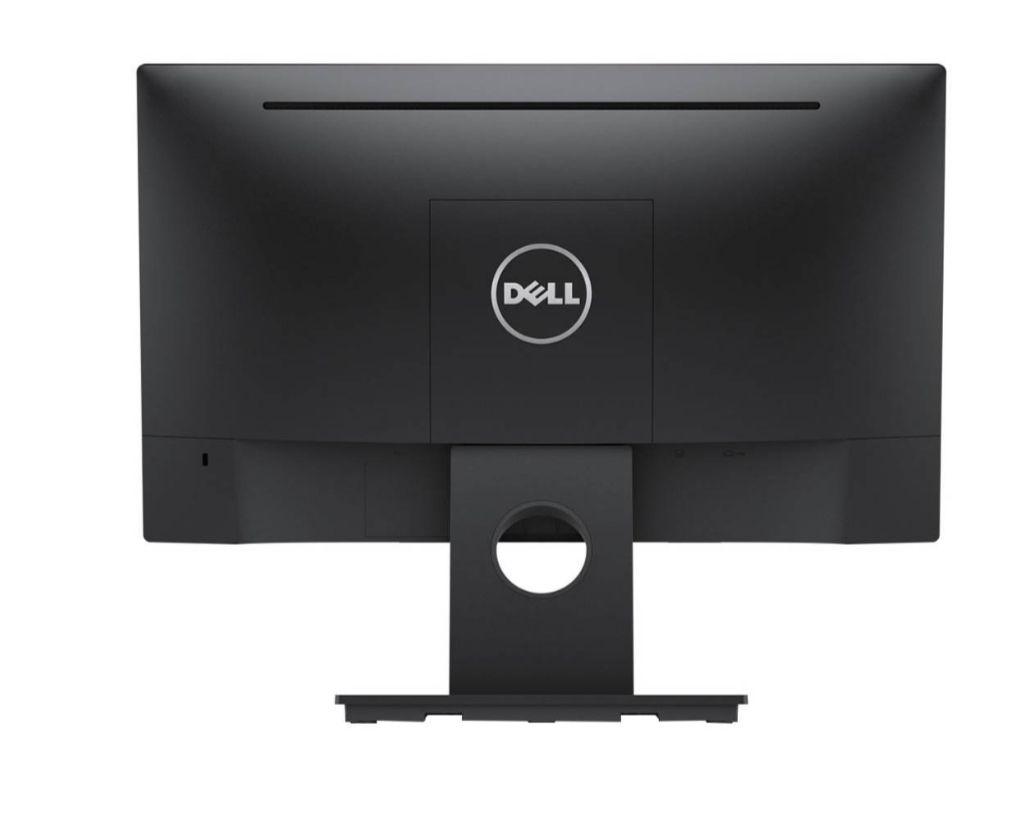 Dell E1916H - 18,5  TN Monitor LCD com retroiluminação LED - Widescreen - 16:9 - Preto