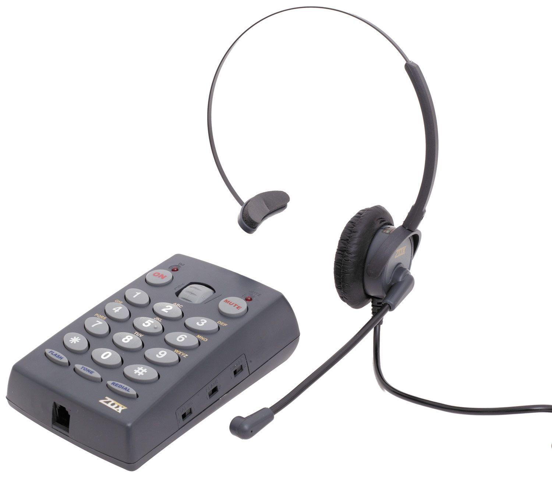 Fone Operadora Headset Zox Call Centers, Telemarketing  TZ30