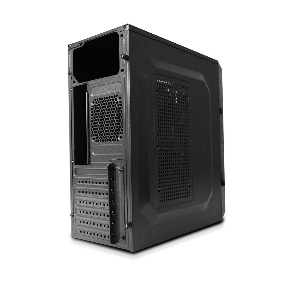 Gabinete C3Tech Full-ATX com Fonte Preto MT-41BK