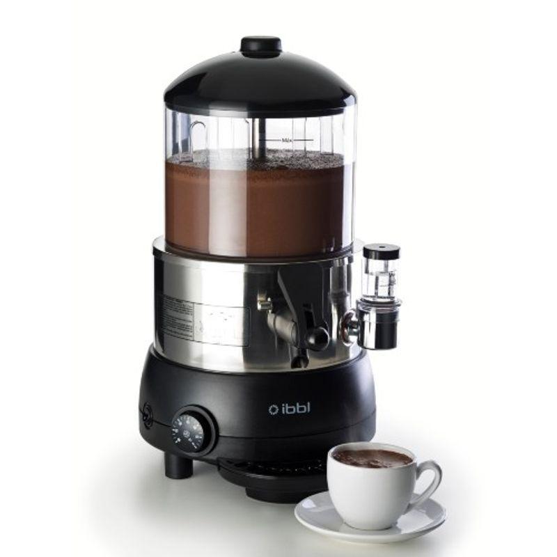 Hot Dispenser 5 Ou Chocolateira IBBL Preto - 220V