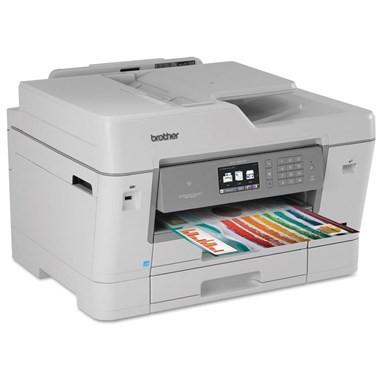Impressora Brother MFC-J6935DW MFCJ6935 Multifuncional Jato de Tinta com Wireless e Duplex A3