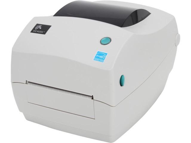 Impressora de Código de Barras Zebra GC420 TT 203 DPI
