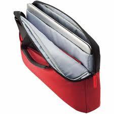 Maleta HP Fusion Preto Vermelho  Y4T18AA  15,6 Pol