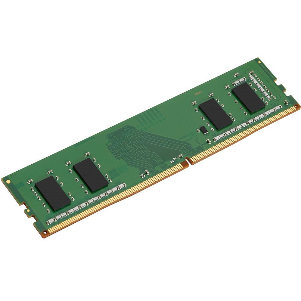 Memória Kingston 4GB, 2666Mhz, DDR4, CL19 - KVR26N19S6/4