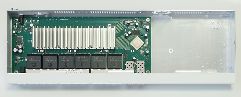 Mikrotik Cloud Router Switch Crs326-24g-2s+rm L5