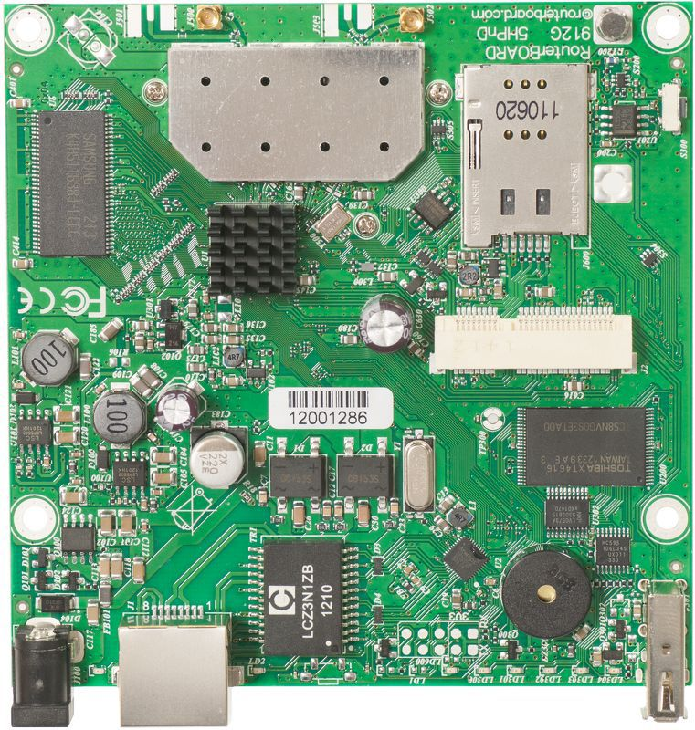 Mikrotik Rb 912uag-5hpnd L4 Oem