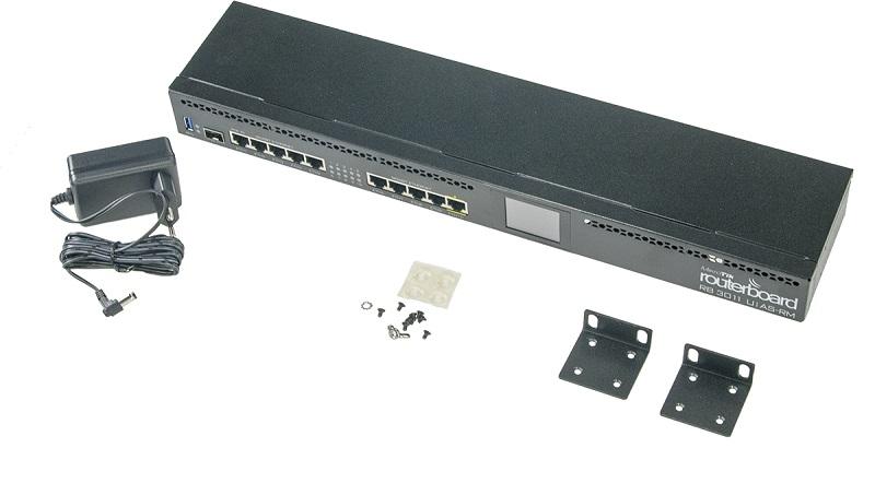 Mikrotik Routerboard RB3011UiAS-RM L5