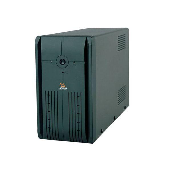 Nobreak Lacerda Premium 1800VA Entrada Bivolt e Saída 115V 2 Baterias - 010182111-X19
