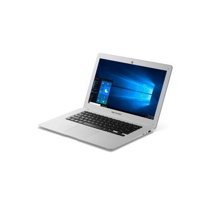 "Notebook Multilaser Legacy Intel Dual Core Tela HD 14"" Windows 10 RAM 2GB  Branco - PC102"
